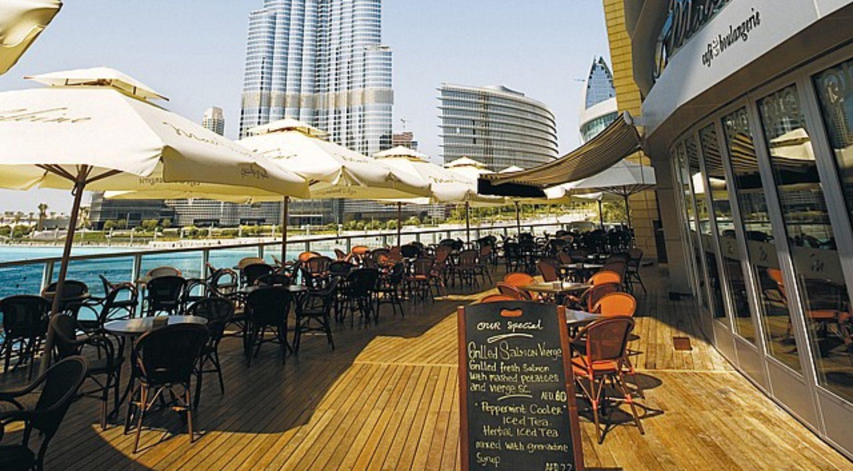 Thai Restaurant Dubai Fountain